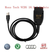 VCDS 18.9.1 Crack Cable Genuine Ross Tech VCDS 18.91 Diagnostic Interface With VCDS 18.9.1 Download Software