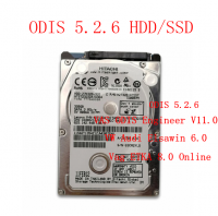 ODIS 5.2.6 Download Software 5 in 1 ODIS 5.2.6 Installation Software Hard Disk With VAS ODIS Engineer V11.0, VW Audi Elsawin 6.0, Vag ETKA 8.0 Online HDD/SSD Ready To Use