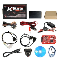 Kess 5.017 EU Version With Red PCB Kess V2 Clone EU Master Online Version With K-Suite 2.47 Download Software No Token Limited