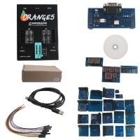 OEM Orange 5 Key Programmer Clone Orange5 Orange 5 Programmer Full Package With V1.34 Orange 5 Software