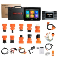 XTUNER T2 Professional Truck Diagnostic Tablet lDUTEX Vpecker T2 Heavy Duty Truck Diagnostic Tool Better Than Xtuner T1