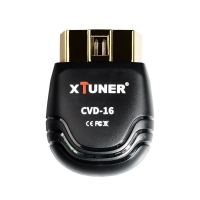 XTUNER CVD-16 12V/24V Heavy Duty Truck Diagnostic Tool Bluetooth XTUNER CVD-16 HD Truck Scanner With V4.7 XTUNER CVD-16 Software Support Android System