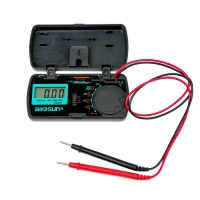 All-Sun EM3081 Portable Digital Multimeter All-Sun EM3081 Low Battery Voltage Indicator Tester for Measuring DC and AC Voltage