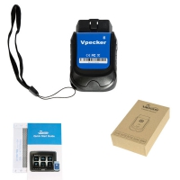 Bluetooth Vpecker E4 Phone Smart VCI Vpecker E4 Easydiag Android Diagnostic Tool Support ABS Bleeding/Battery/DPF/EPB/Injector/Oil Reset/TPMS