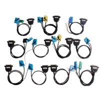 Digiprog 3 Full Set Cables For Digiprog III Digiprog 3 Odometer Programmer All Cables Set