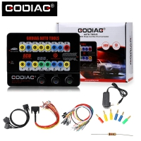 GODIAG GT100 AUTO TOOLS OBD II Break Out Box ECU Connector 16PIN Protocol Detector GODIAG GT100 OBD2 Breakout Box