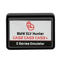 BMW ELV Hunter Emulator For BMW CAS2 CAS3 CAS3+ E Series Emulator for Both BMW And Mini Steering Lock Emulator