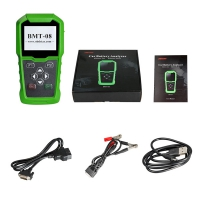 OBDSTAR BMT-08 Automotive Battery Tester Analyzer 12V 24V BMT-08 Car Battery Load Tester