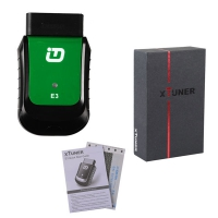 Wifi XTUNER E3 V9.2 Easydiag OBD2 Scanner XTUNER E3 Wireless OBDII Diagnostic Tool With V9.2 XTUNER E3 Download Software