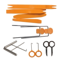 Car Panel Stereo Removal Tools 12pcs Auto Trim Removal Tool For DIY Door Panel Removal