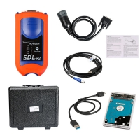 John Deere Service Advisor John Deere Diagnostic EDL V2 Electronic Data Link Truck Diagnostic Kit with V4.2 John Deere software