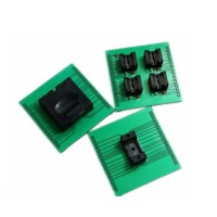 0.8mm Pitch UP828P UP818P BGA96P Socket Adapter For UP-818P UP828-P Ultra Programmer BGA96P IC Test Socket