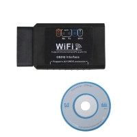 ELM327 Wifi OBD2 Scanner OBDII Wifi ELM327 Adapter Support Android and iPhone/iPad With V2.1 ELM327 Wifi Software