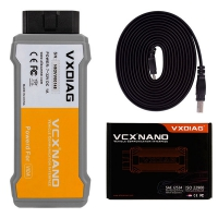 VXDIAG VCX NANO V2014D For Volvo Car Diagnostic Tool Function Better than Volvo Vida Dice