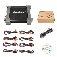Hantek 1008B 8CH PC USB Oscilloscope/DAQ/8CH Programmable Generator 2.4MSa/s Hantek 1008B 8 Channel Automotive Diagnostic Oscilloscope