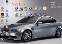 V2018.9 BMW ICOM Software HDD 09/2018 ISTA BMW Software Download BMW ICOM Rheingold ISTA-D 4.12.12 ISTA-P 3.65.0.500 Engineering Mode Support Win7 System