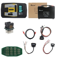 VVDI Prog New Update VVDI PROG Key Programmer With V4.8.8 Xhorse VVDI PROG Software Get Free BMW ISN Read Function and NEC, MPC, Infineon etc Chip Consequent