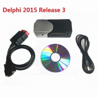 New Design Delphi DS150e Bluetooth Delphi DS150e New VCI With Delphi 2015 release 3 software And Autocom/Delphi 2015.3 Keygen