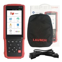Launch CRP818 European Car Diagnostic Tool Launch CRP 818 Full System OBD2 Diagnostic Tool for European Models Update Online