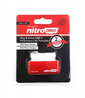 Nitro obd2 Diesel Chip Tuning Box Plug and Drive Nitroobd2 Performance Chip Tuning Box for Diesel Cars