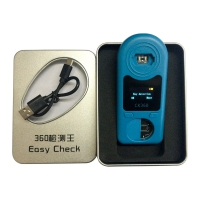 2019 New CK360 Easy Check Remote Control Remote Key Tester CK360 Easy Check Remote Control Frequency Detector for Frequency 315Mhz-868Mhz & Key Chip & Battery 3 in 1