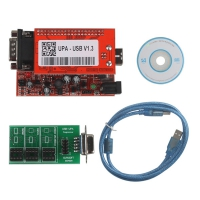 Upa Usb 1.3 Main Unit UPA USB Programmer V1.3.0.14 Main Device With Red Color