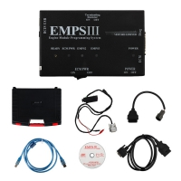 ISUZU EMPS III Engine Diagnostic Tool ISUZU EMPS III Truck Diagnostic and Programming tool With 2012.5V ISUZU EMPS III Software