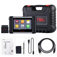 Original Autel MaxiCOM MK808BT All System OBD2 Diagnostic Tool Wifi/Bluetooth MaxiCOM MK808BT Code Reader Scanner With MaxiVCI Update from Autel MaxiCOM MK808