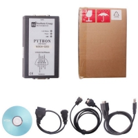Dearborn Python Nissan Diesel Special Diagnostic Instrument For HINO TOYOTA Nissan 3 in 1 Python Diesel Truck Scanner for reprogramming and diagnostics