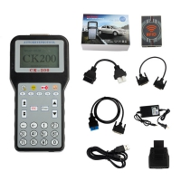 CK200 CK-200 Key Programemer Original CK 200 Auto Key Programmer With V60.01 CK-200 Software Update