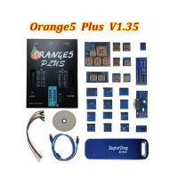 2020 OEM Orange 5 Plus Programming Device V1.35 Orange 5 Plus Programmer with Full Adapters Enhanced Functions And USB Dongle