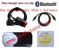 Bluetooth Delphi DS150e New VCI New Design Delphi DS150e Diagnostic Tool With Autocom/Dephi 2016.1 Download Software