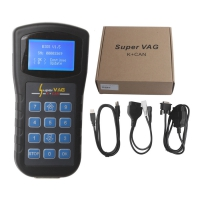 Super VAG K+CAN V4.8 Odometer Correction XHORSE Super VAG K CAN 4.8 Support UDS Protocol With Super VAG 4.6 Download Software