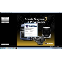 V2.40.1 Scania SDP3 Latest Version Scania SDP3 2.40.1 Download Software Without USB Dongle